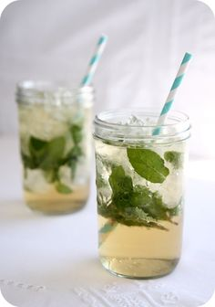 Consol jars - make the perfect mojitos
