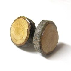 Wood Cufflinks, Wedding Cufflinks, Mens Cufflinks, Reclaimed Wood Oak Cufflinks, Wooden Cufflinks on Etsy, $12.00