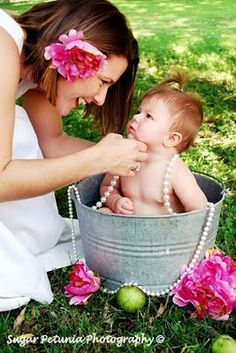 Mommy & Baby :-) ....when I have a girl