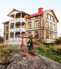 Sjövillan i Öregrund