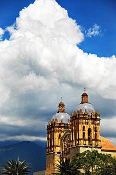 Iglesia de Santo Domingo de Guzman ~ Oaxaca, Mexico