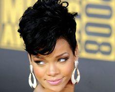 Rehna Mohawk Hairstyles Black Women Mohawk Hairstyles Black Women