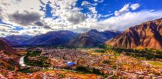 Sacred Valley in Peru -- come read more