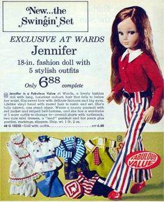 1972 jennifer doll