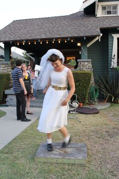 Yo Momma Runs: Wedding for under $500? Yes, you can.