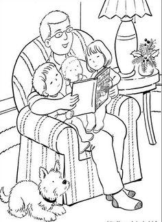 Leer con papa