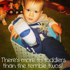 There's more to toddlers than the terrible twos!