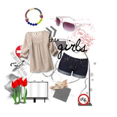 """Teen""  by terresekopp on Polyvore"