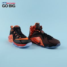 best sneakers 313d3 b5188 The Nike LeBron 12