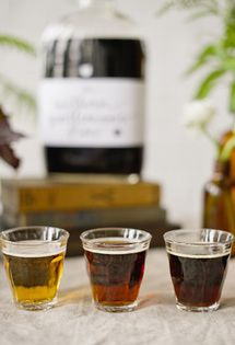 Fall Entertaining Ideas: Beer Tasting Party