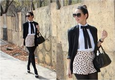 This look won't be complete without the Black Blazer.