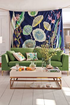 Anthropologie's New Arrivals: Spring Inspired Decor - Topista #anthrofave