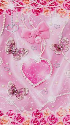 Iphone Wallpaper Photos, Flower Iphone Wallpaper, Heart Wallpaper, Iphone Background Wallpaper, Butterfly Wallpaper, Love Wallpaper, Cellphone Wallpaper, Galaxy Wallpaper, Pink Unicorn Wallpaper