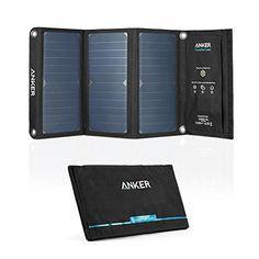 21W 2-Port USB Solar Charger [Anker PowerPort Solar] for iPhone 6 / 6 Plus, iPad Air 2 / mini 3, Galaxy S6 / S6 Edge and More Anker http://www.amazon.com/dp/B012YUJJM8/ref=cm_sw_r_pi_dp_ubjXwb1493VWT