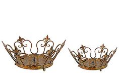 crowns for candles