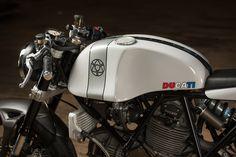 Walt Siegl Motorcycles – Fred's Leggero