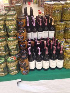 Feria productos Málaga (julio 2.015). Eroski Vélez Málaga, Málaga