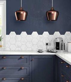 Image for HD Laurel Hex Porcelain 175mm x 202mm Multi-Use Tile 37 Per Pack - BCT48466
