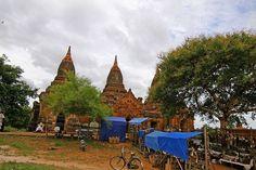 Payathonzu Temple, Bagan