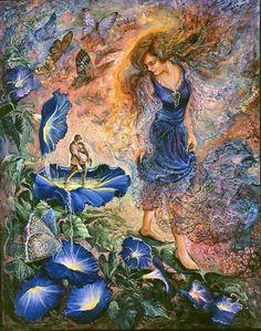 Resultado de imagem para night serenade illustration fantasy art paintings