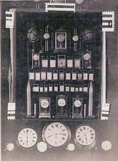 Production Couaillet à la foire de Lyon, 1919 | Flickr: partage de photos! Lyon, Saint Nicolas, Photo Wall, Photos, Clock Art, Photograph, Pictures
