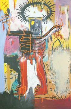 Basquiat Painting Bas21 | Pinturas al Oleo | Ming Gallery Basquiat Paintings, Artist Bio, Magritte, Kandinsky, Renoir, Banksy, Art Reproductions, Art Oil, Van Gogh