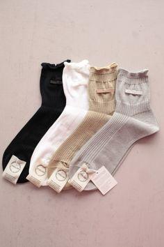 Antipast ribbon socks