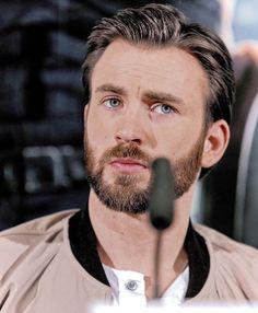 Robert Evans, Chris Evans Beard, Steve Rogers, Capitan America Chris Evans, Chris Evans Captain America, Capt America, Christopher Evans, Jamel, Man Thing Marvel