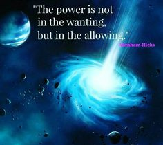 The most honest and correct statement I have ever heard. http://www.loapowers.com/loa-power-philosophy/