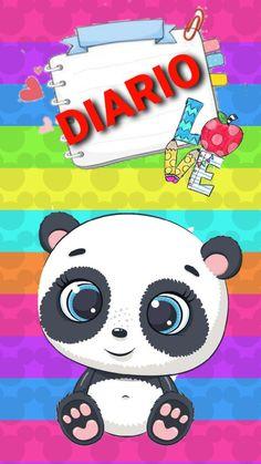Pink Kitty Wallpaper, Cute Panda, Cellphone Wallpaper, Cover Pages, Digital Stamps, Wallpaper Backgrounds, Hello Kitty, Clip Art, Kawaii