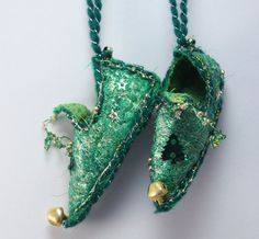 fairy shoes Christmas tree Ornament Thistle Twinkle