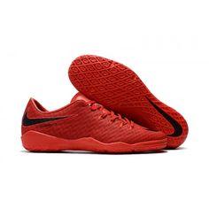 2cdb8a597 Billiga fotbollsskor丨rea på fotbollsskor med strumpa på nätet. Nike  Hypervenom Phantom Premium IC Fotbollskor Röd