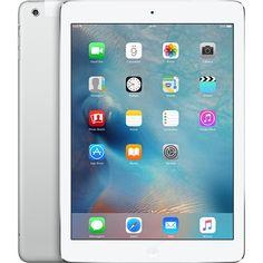 iPad Air 16GB Wi-Fi 4G 9.7 Prata - Apple