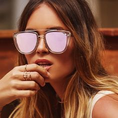 b049137e0a Sunglasses by Quay Australia  sunglasses  shades  fashion  streetstyle   bloggers  models