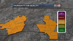 #Air Quality Alert downgraded to Code Orange for Charlotte area - WBTV: WBTV Air Quality Alert downgraded to Code Orange for Charlotte area…