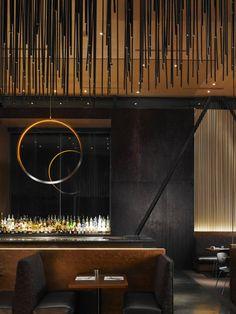 Café 501 by Elliott + Associates Architects