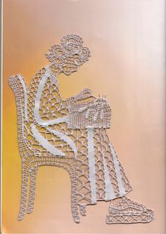 Old, but gold: Foto Bobbin Lace Patterns, Crochet Patterns, Bruges Lace, Bobbin Lacemaking, Crochet Cactus, Lace Art, Lace Decor, Linens And Lace, Needle Lace