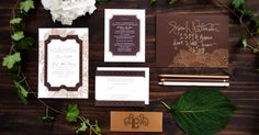Wedding Branding, Custom Thank You Cards, A Boutique, Stationery, Place Card Holders, Invitations, Paper, Essentials, Elegant