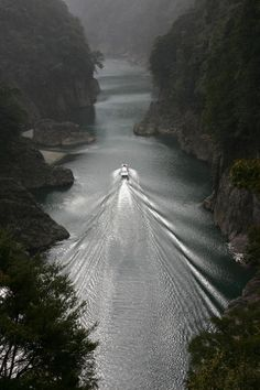 Doro Gorge, Wakayama, Japan