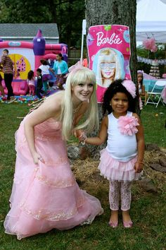 Barbie Vintage Theme Birthday Party by My Fashion Love Parties