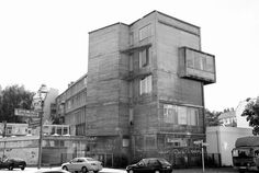 Rotaprint Building (1957) in Berlin, Germany, by Klaus Kirsten