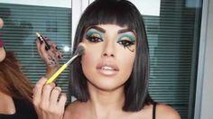 Cleopatra Make-up Tutorial | Halloween 2015