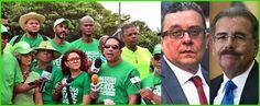 Movimiento Marcha Verde pide Danilo Medina publique detalles relación financiera con asesor brasileño Joao Santana