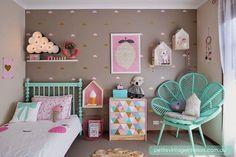 Imágenes para ver nuevos colores, texturas y DIY para llenar de vida la decoración de tus pequeños.