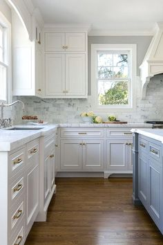 Kitchen Cabinet Design - CLICK THE PICTURE for Lots of Kitchen Ideas. #cabinets #kitchenorganization