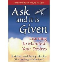 A book about manifesting what you want in life.