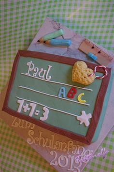 Für Paul zum 1. Schultag 2013