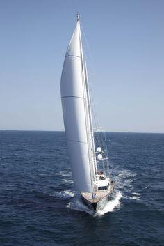 Perini Navi Sailing Yacht