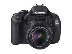 Canon EOS 600D SLR-Digitalkamera 3 Zoll Kit inkl. EF-S: Amazon.de: Kamera