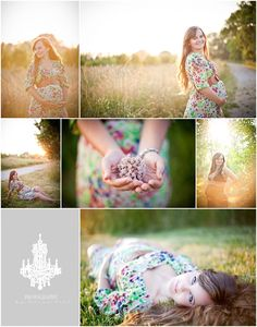 spring maternity session #maternity.... NICE i need someone else I know to become preggo so I can take photos!